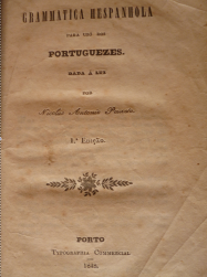 Peixoto 1848 portada