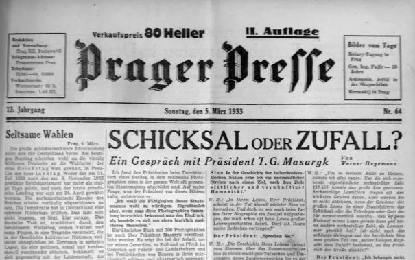 Prager Presse