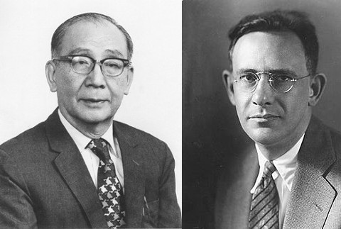 Li Fang-Kuei and Edward Sapir
