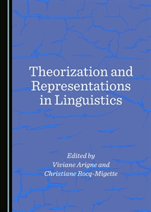 Book cover: Theorization and Representations in Linguistics