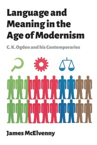 Book Cover: Language and Meaning in the Age of Modernism