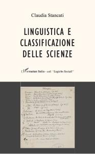 Linguistica e classificazione delle scienze
