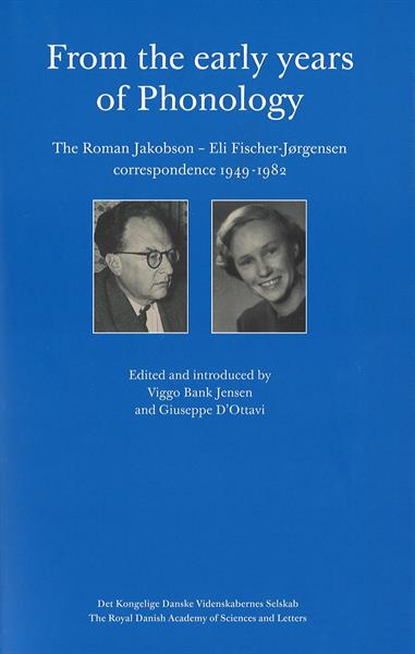 Book cover: From the Early Years of Phonology