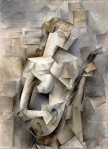 Picasso: Girl with a Mandolin