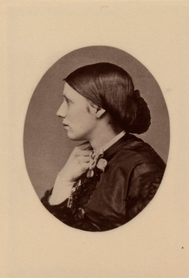 Portrait of Victoria Lady Welby